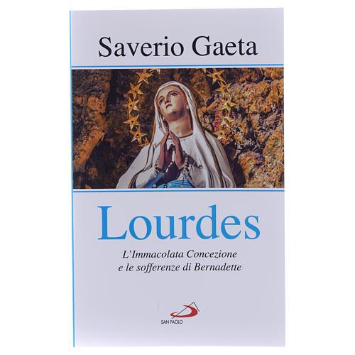 Lourdes - L'Immacolata Concezione e le sofferenze di Bernadette 1