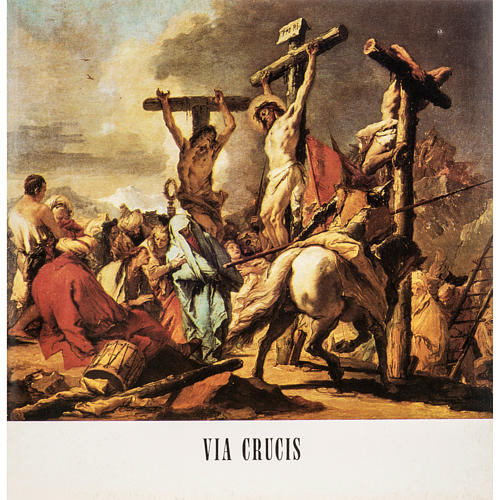 Via Crucis al Colosseo presieduta da Giovanni Paolo II (1986) 1