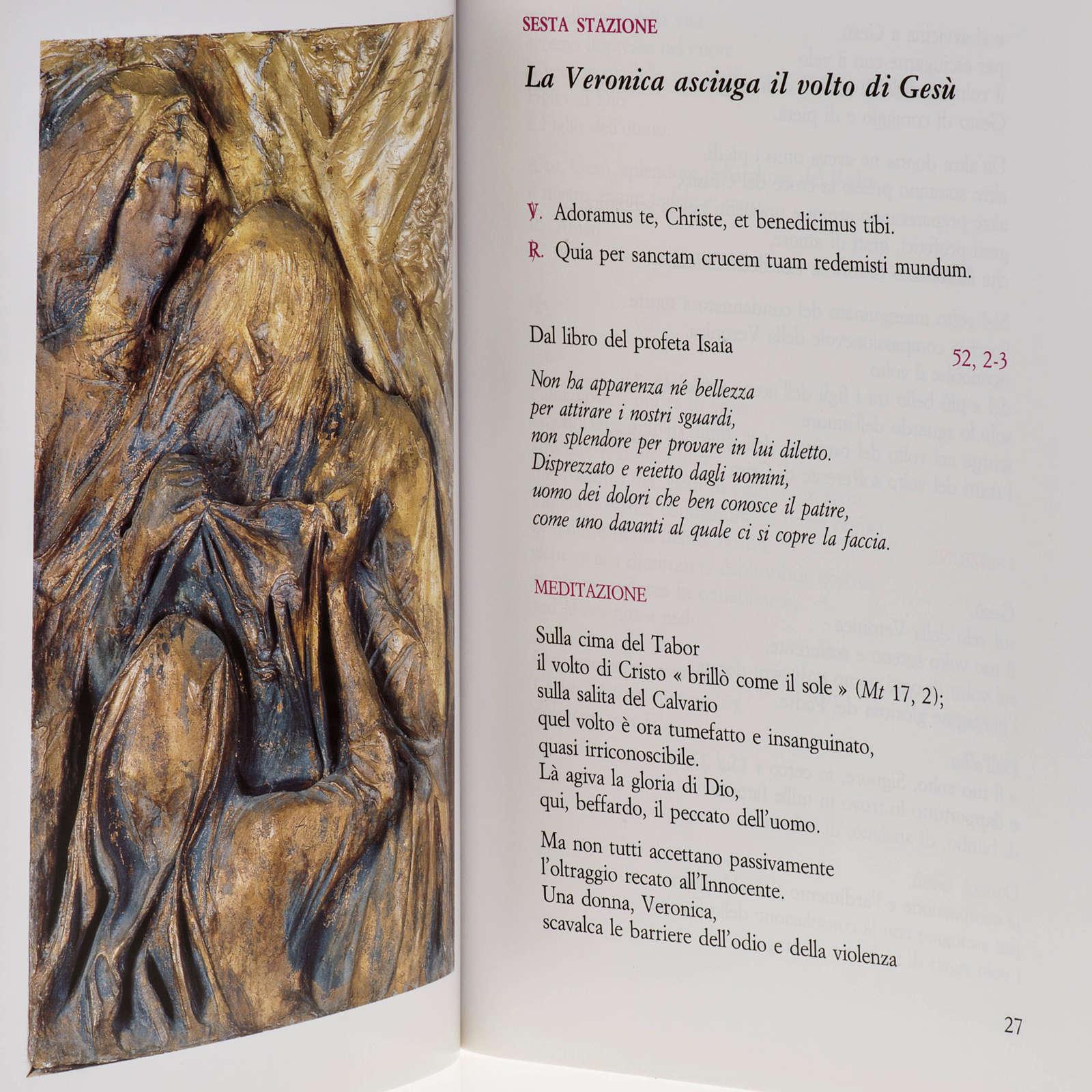 Via Crucis al Colosseo presieduta da Giovanni Paolo II (1996) 4