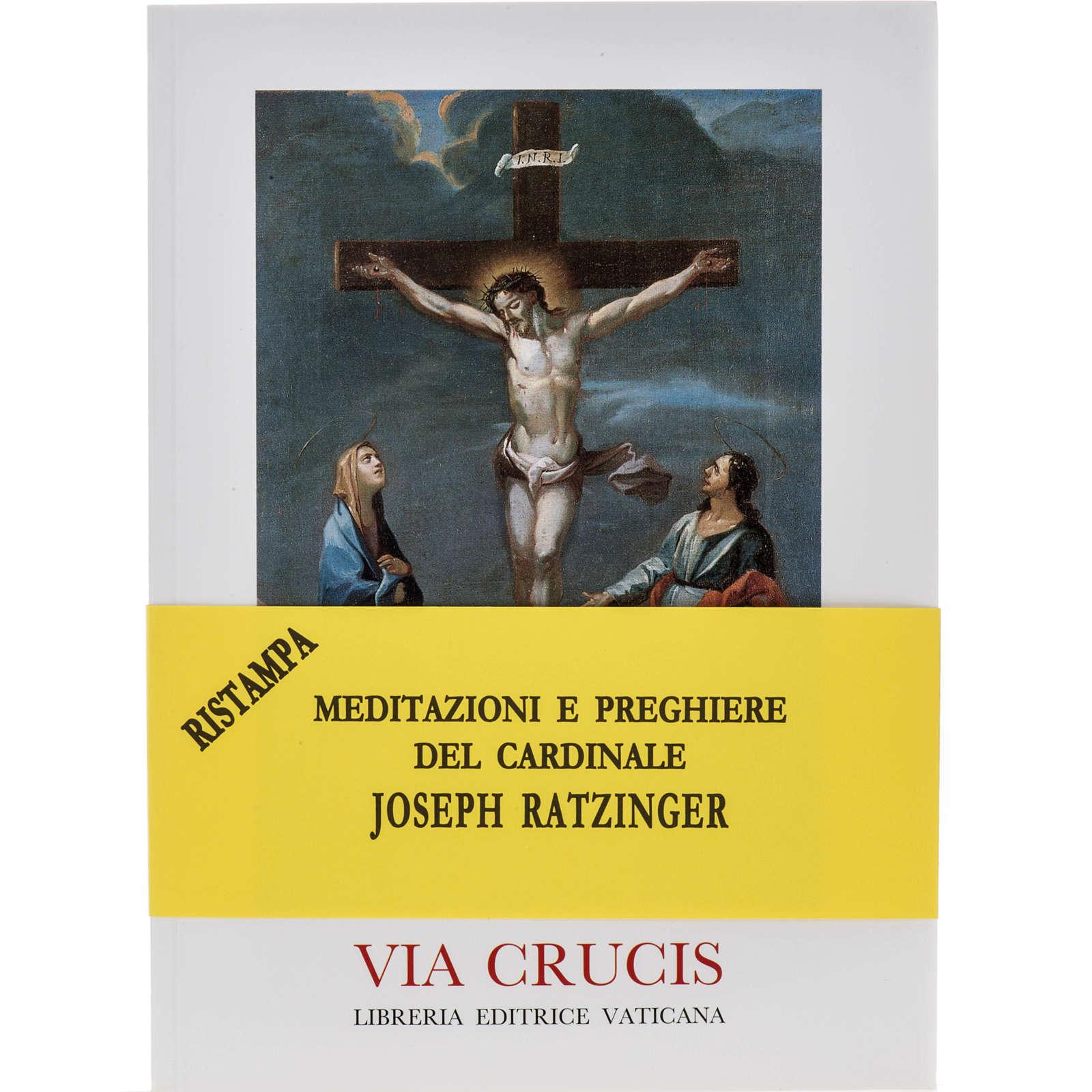 Via Crucis al Colosseo. Meditazioni del Cardinale Ratzinger 2005 4