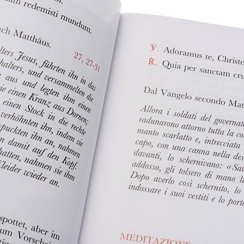 Via Crucis al Colosseo. Meditazioni del Cardinale Ratzinger 2005 2