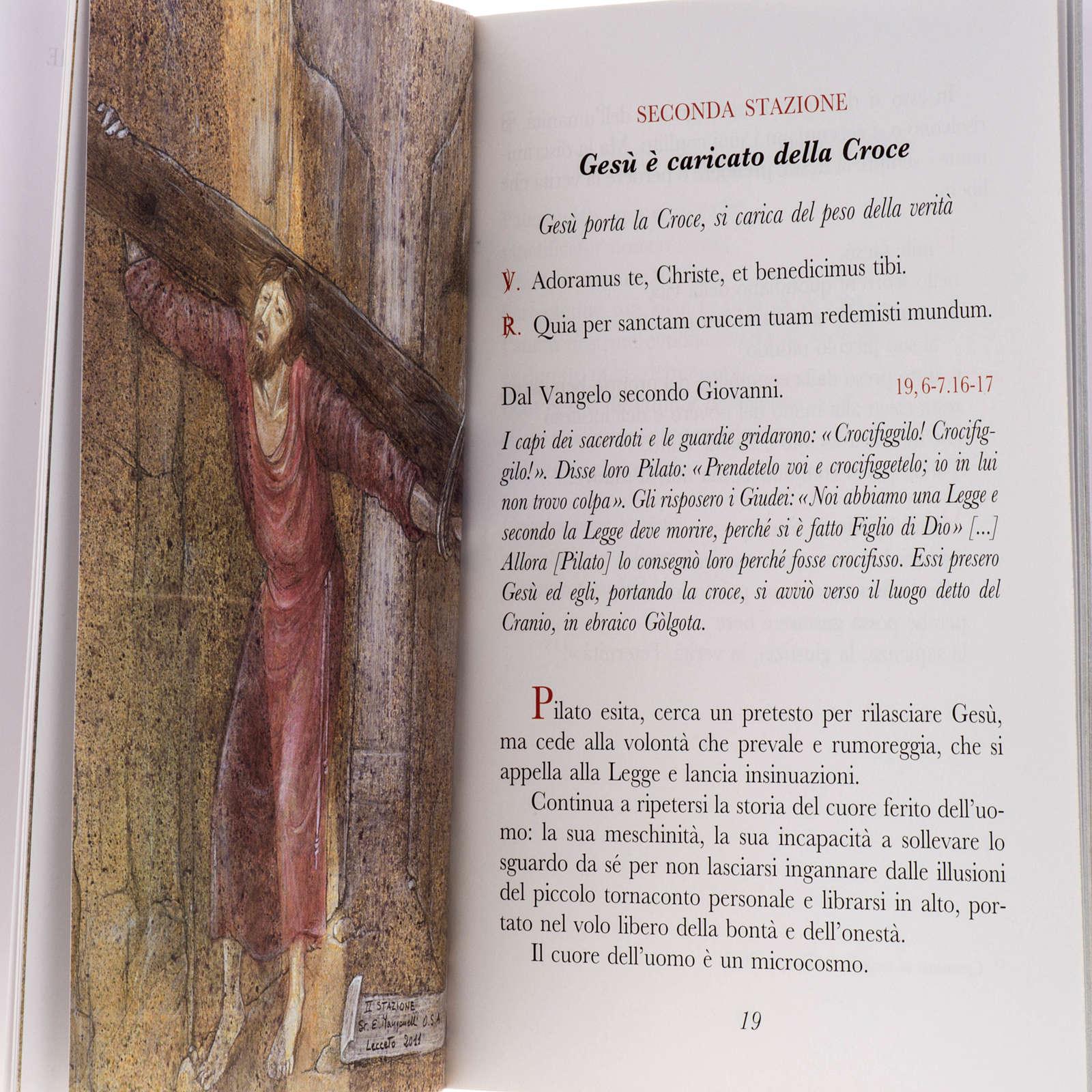 Via Crucis al Colosseo presieduta dal Santo Padre Benedetto XVI 4