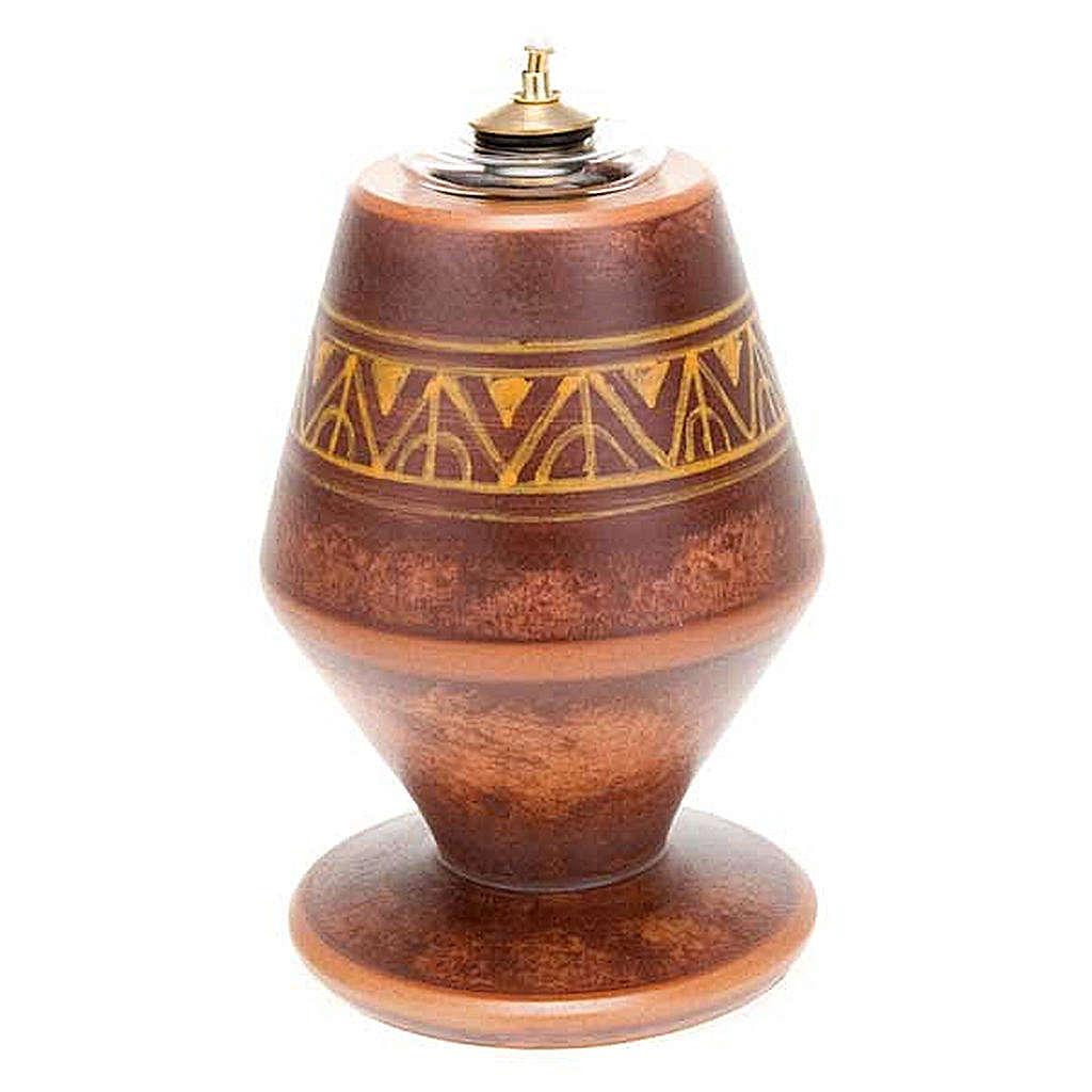 Lampada conica ceramica 3