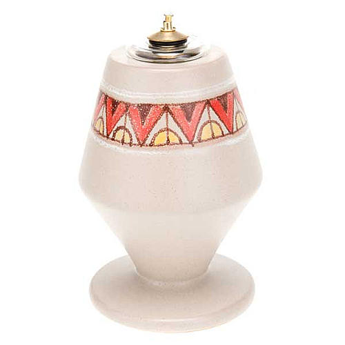 Lampada conica ceramica 2