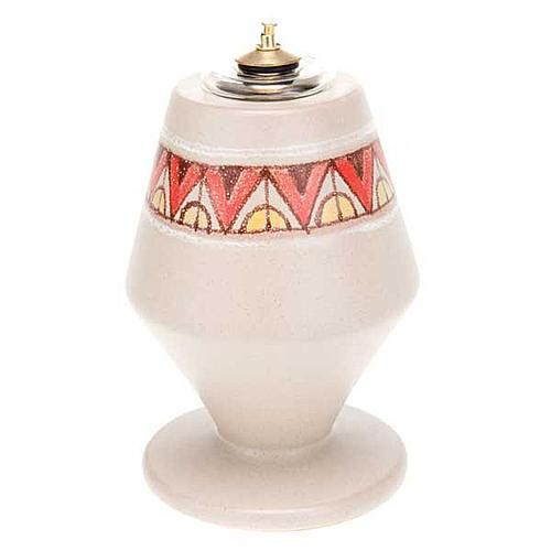 Conical ceramic lamp 2