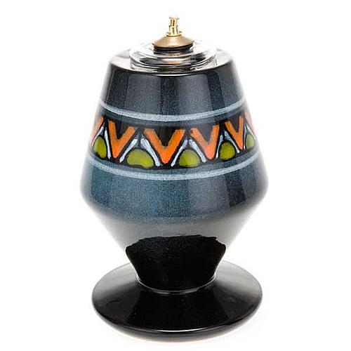Conical ceramic lamp 4