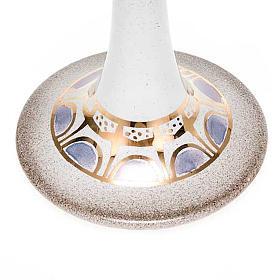 Lámpara pie cerámica s8