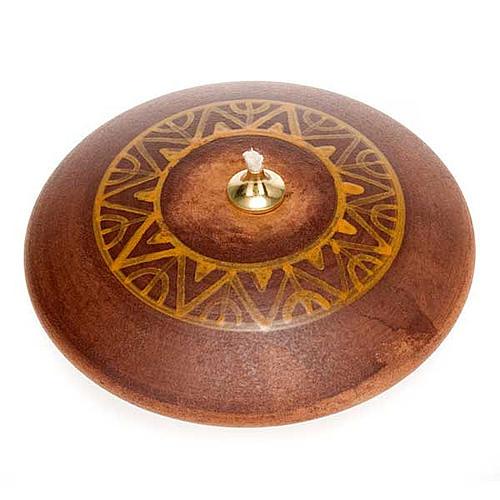 Lámpara redonda cerámica 8