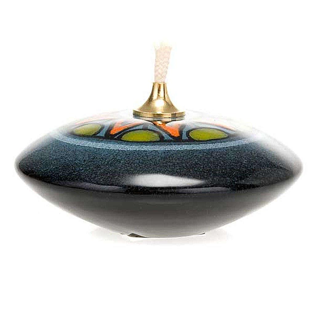 Lámpara redonda mini cerámica 3