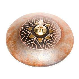 Lampada tonda mini ceramica s3