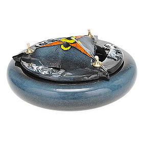 Lámpara SS Trinidad cerámica s11
