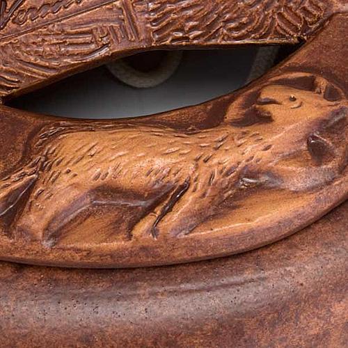Lámpara SS Trinidad cerámica 5