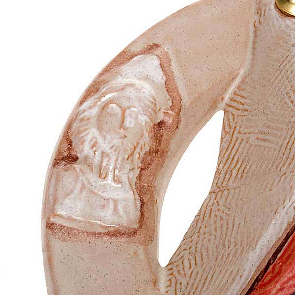 Lampada SS Trinità ceramica 3