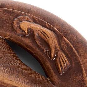 Lampada SS Trinità ceramica s3