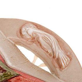 Lampada SS Trinità ceramica s7