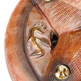 Lampada Evangelisti ceramica s5