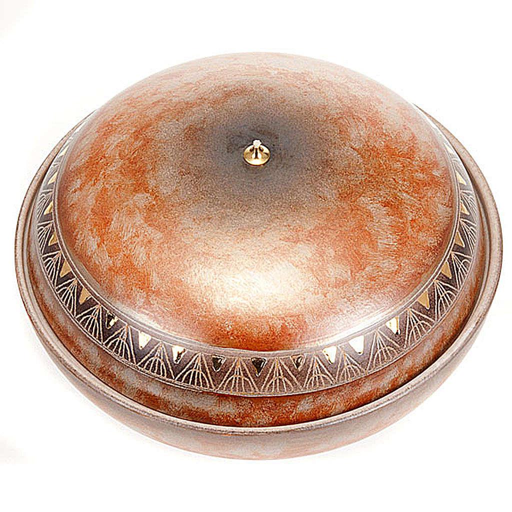 Lámpara cerámica 2 litros 3
