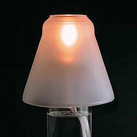Liquid wax altar lamp s2