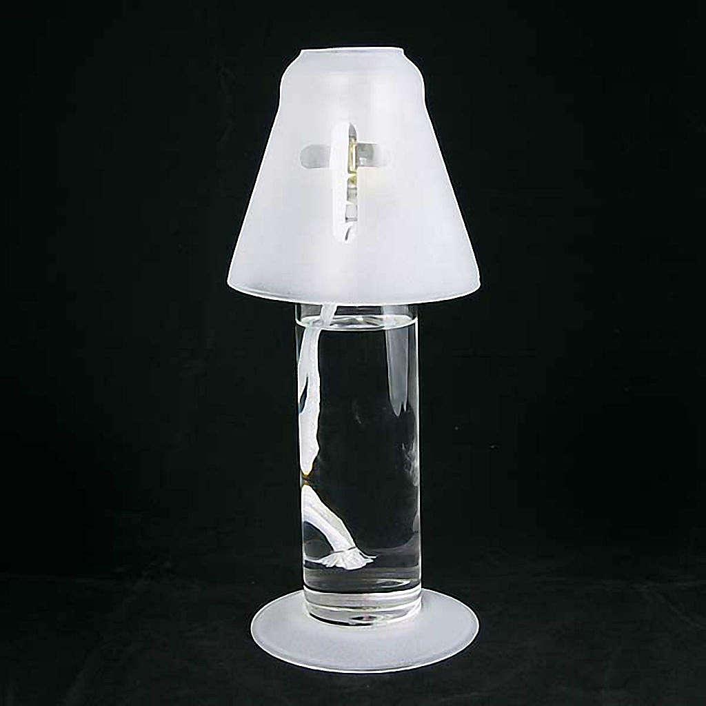 Lampka ołtarzowa na płynny wosk 3