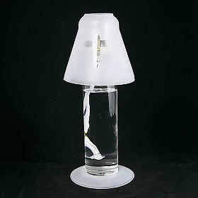 Lampka ołtarzowa na płynny wosk s3