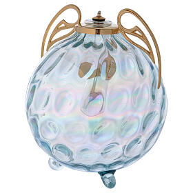 Spherical lamp with wings and pirex refill s2