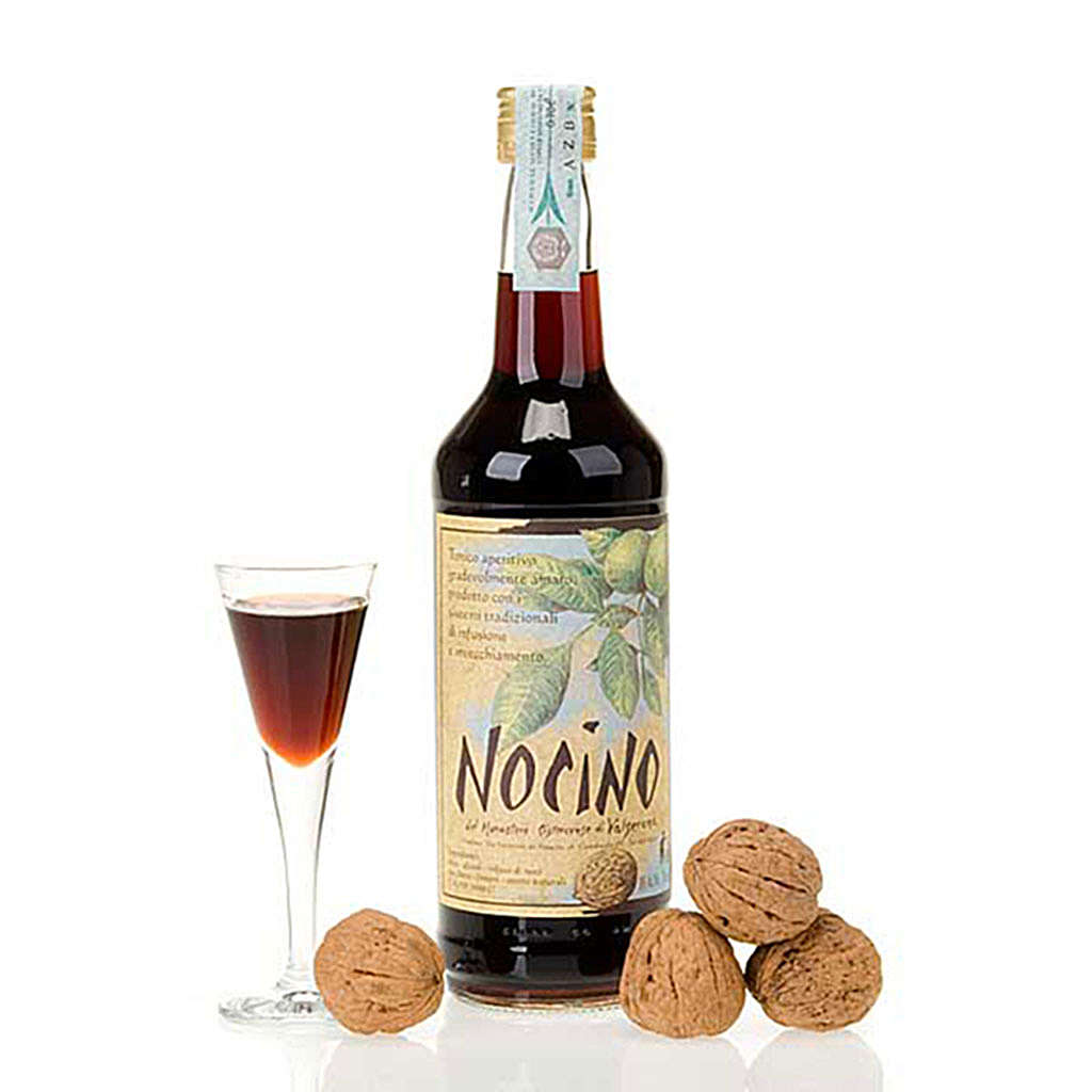 Nocino di Valserena (nut liqueur) 3
