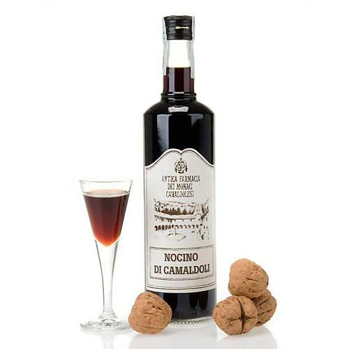 Nocino di Camaldoli (nut liqueur) 700 ml 1