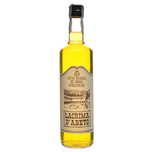 Camaldoli Lacrima d'Abeto liqueur 700ml 1