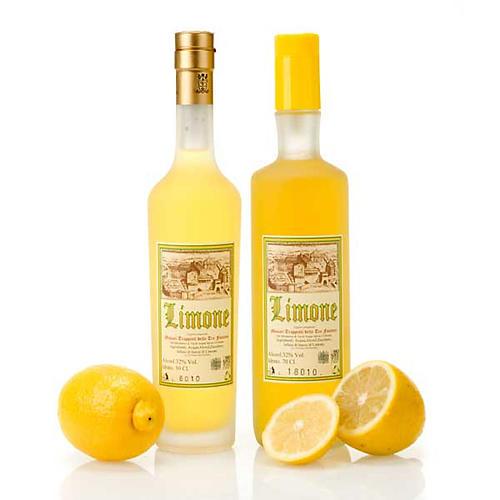 Licor de limón Tre Fontane 1
