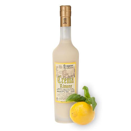 Crema de licor de limón Tre Fontane 1