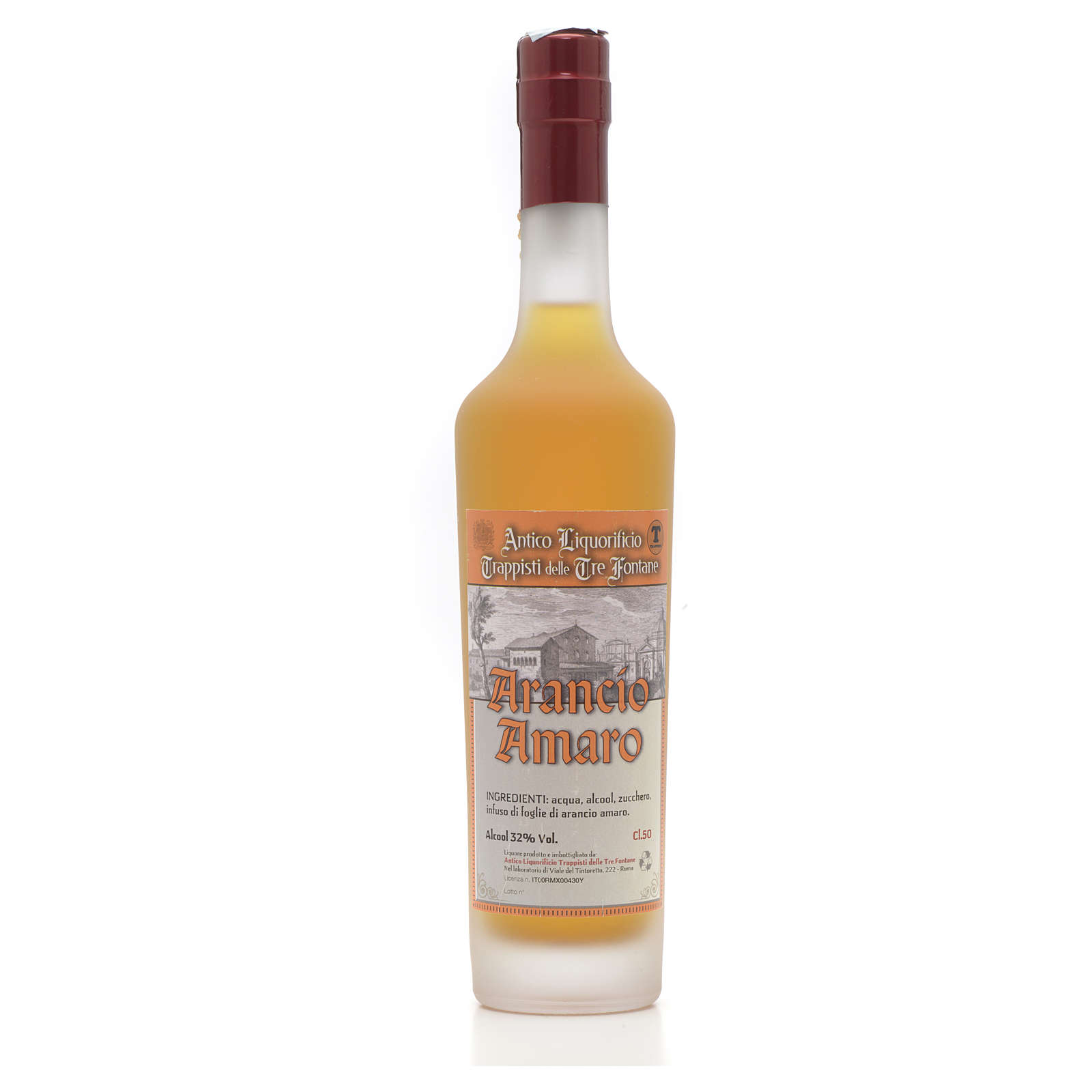 Liquore arancio amaro 500 ml 3
