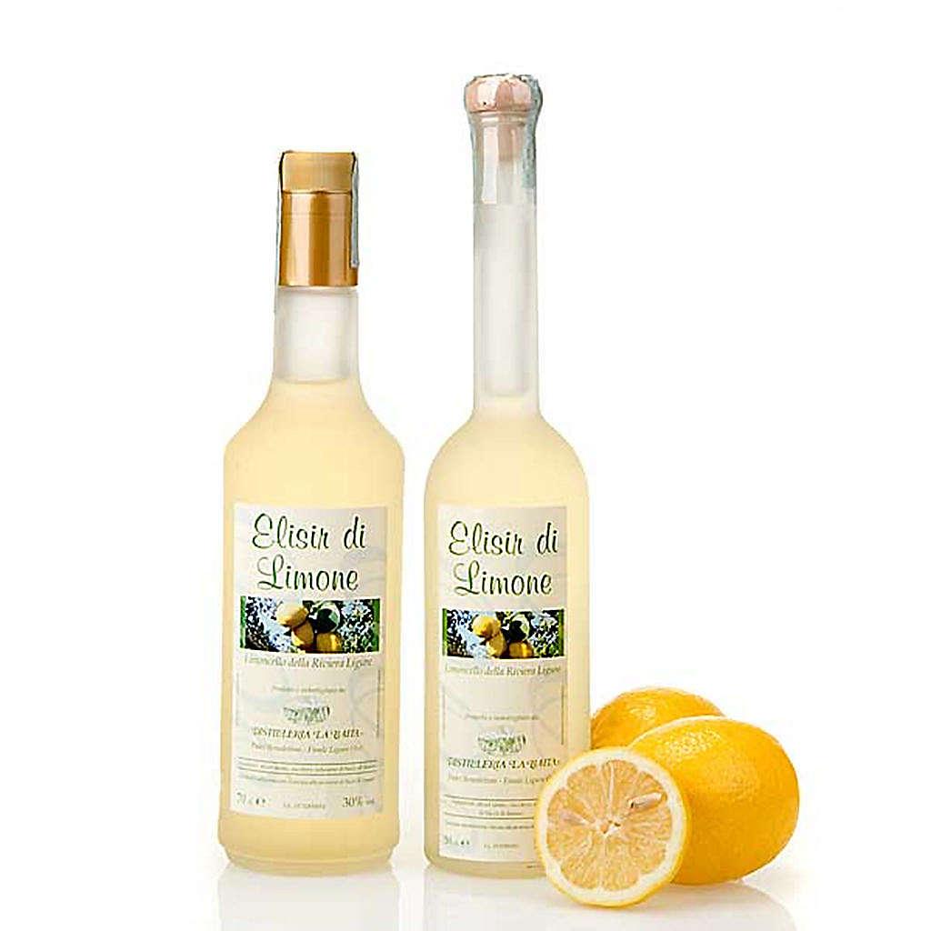 Liqueur élixir citron 3
