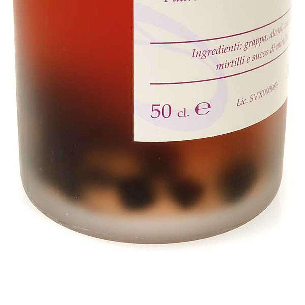 Liqueur aux myrtilles 3