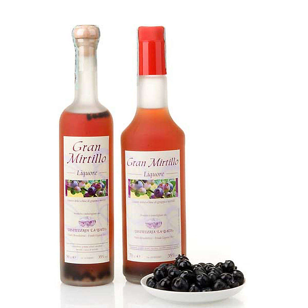 Liquore Gran Mirtillo 3