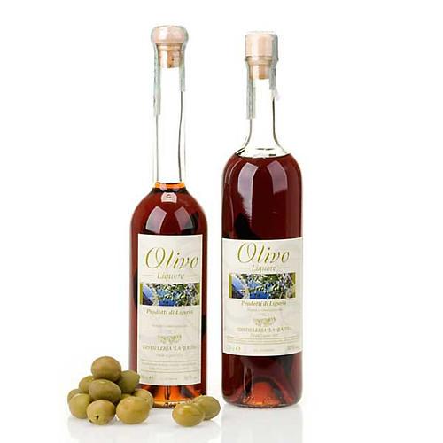 Olive flavoured liqueur 1
