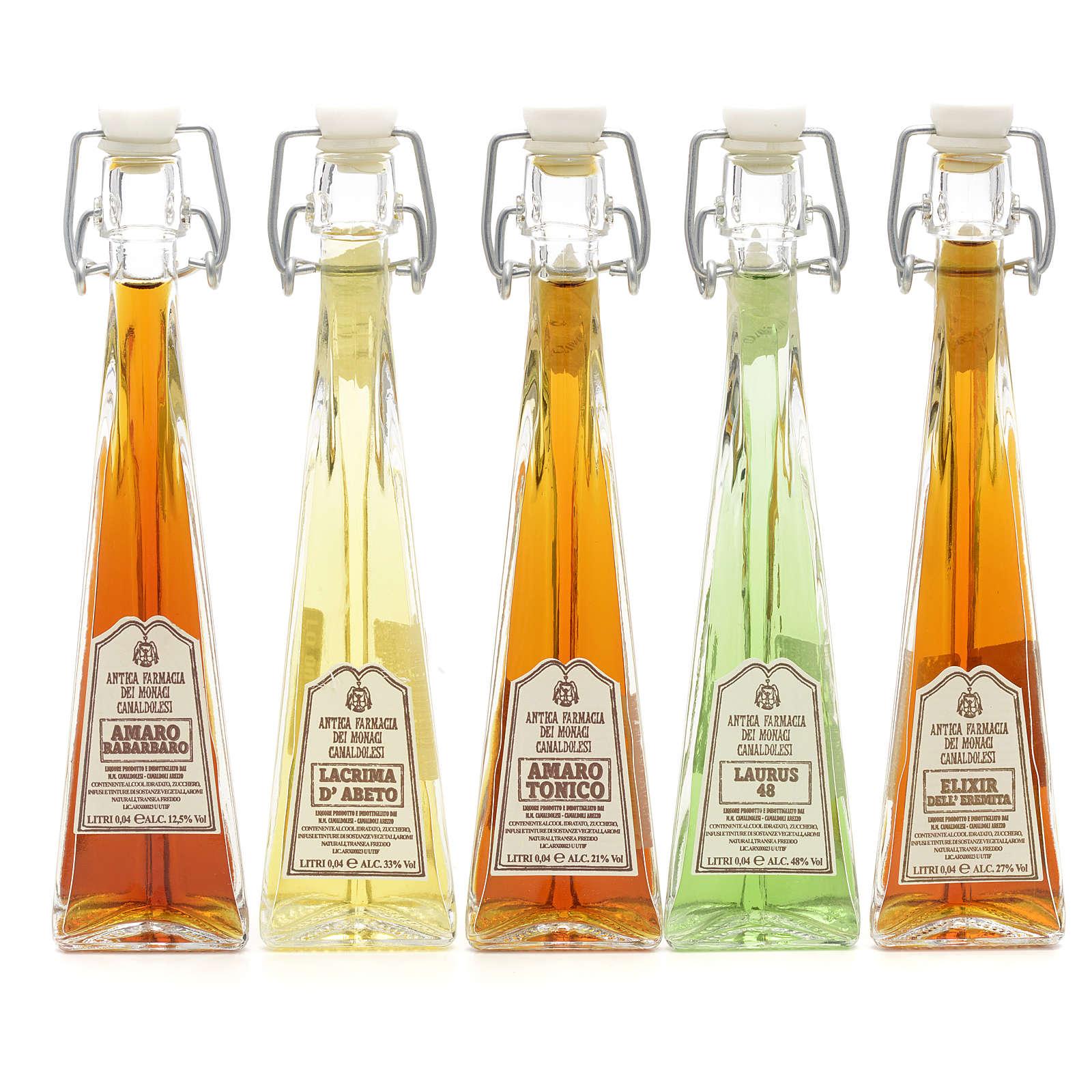Camaldoli mignon liqueurs 3