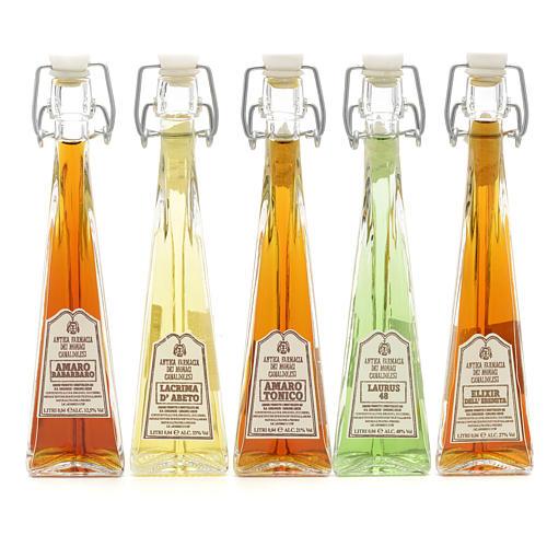 Camaldoli mignon liqueurs 1