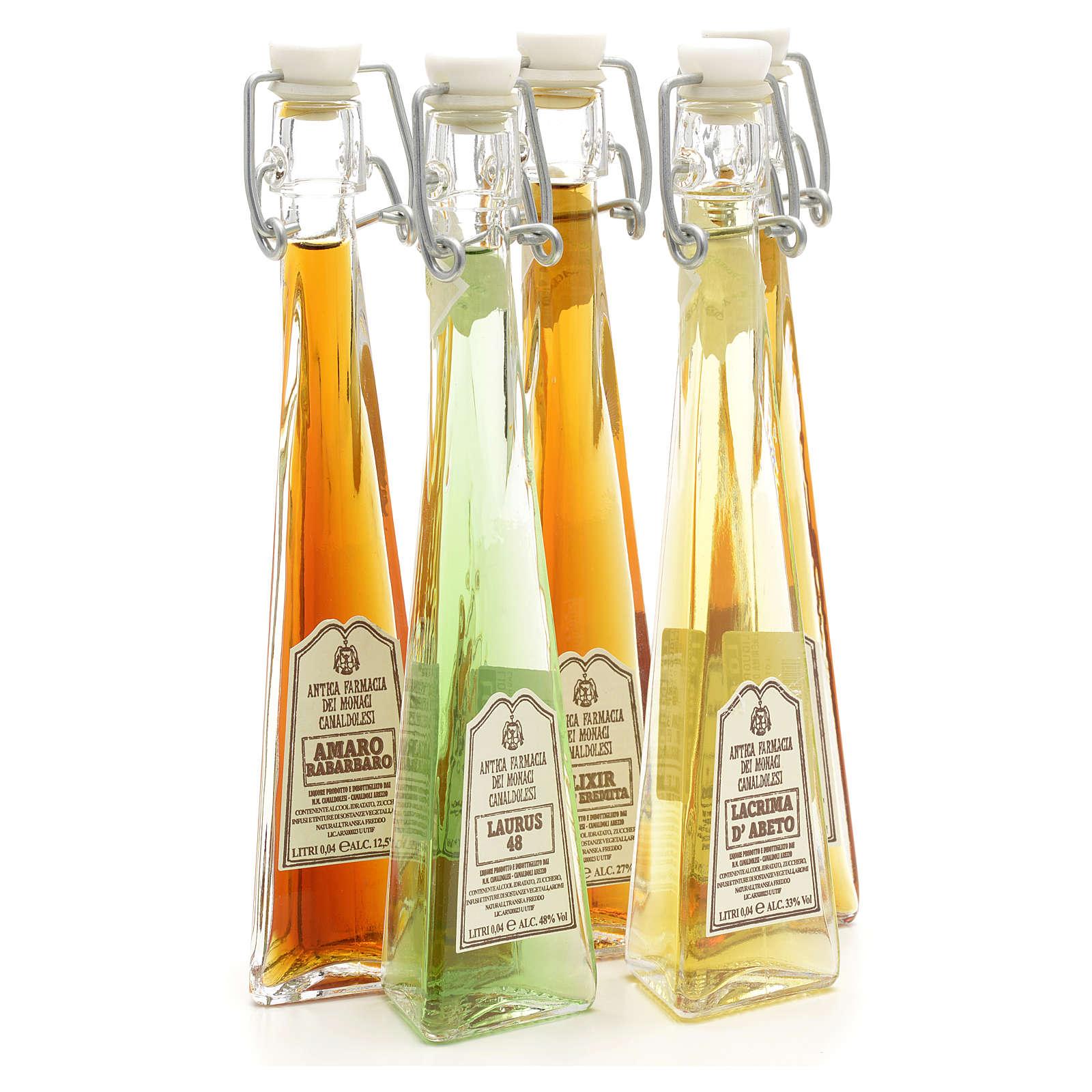 Liquori mignon Camaldoli 40 ml 3
