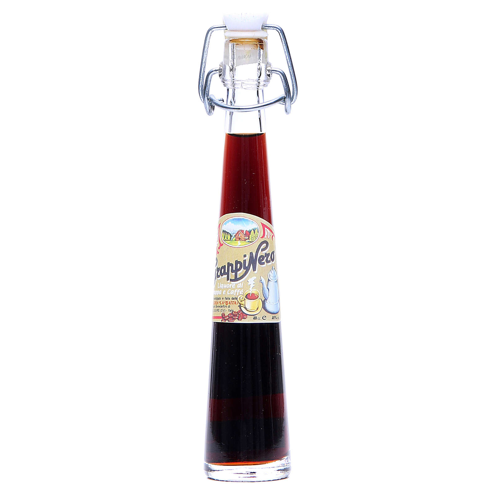 GrappiNero mignon 40 ml 3