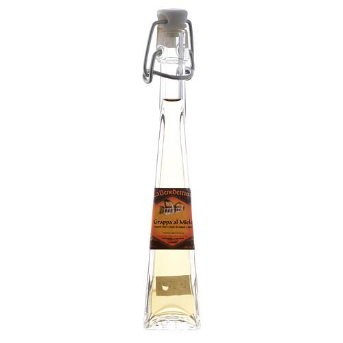 Honey grappa, small bottle 40 ml 1