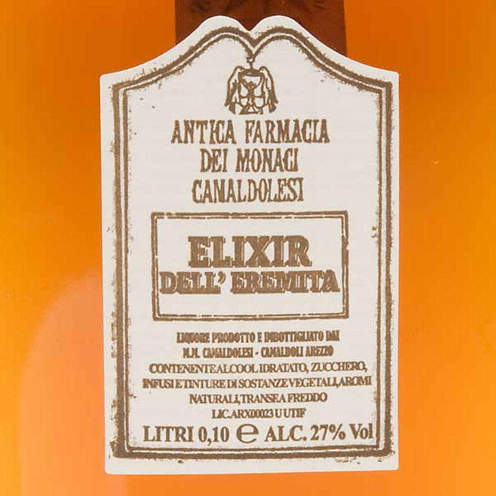 Elixir del ermitaño Mignon 100ml, Camaldoli 3