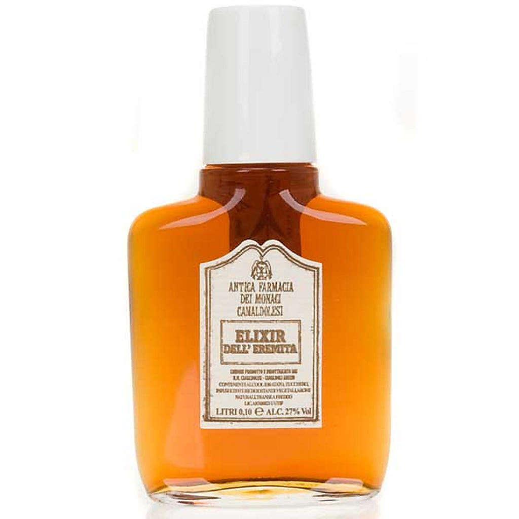 Elixir de l'ermite petite bouteille, 100 ml. Camaldoli 3