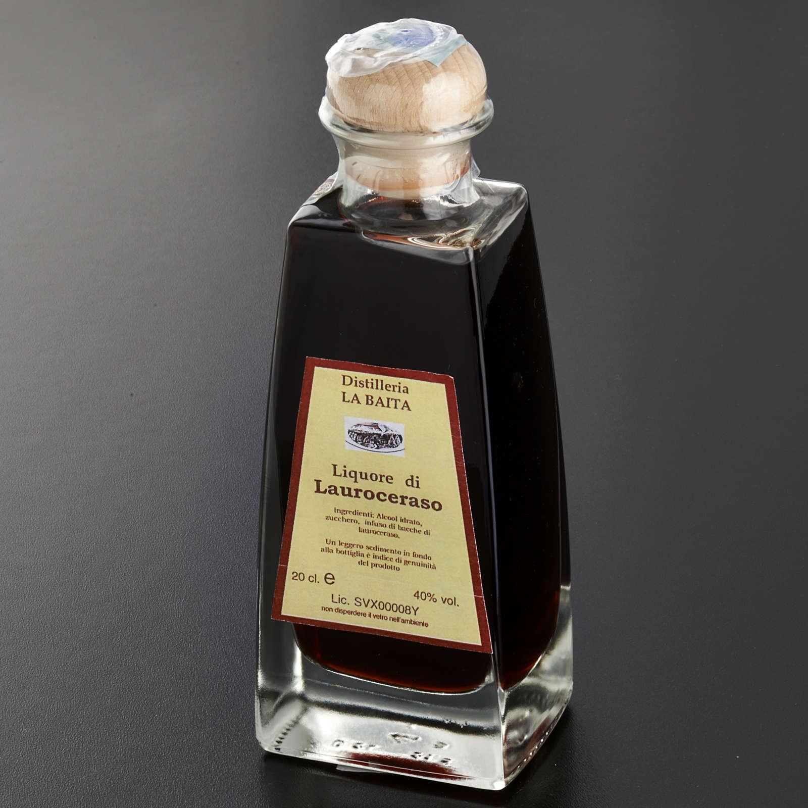 Cherry-laurel liqueur 200ml 3