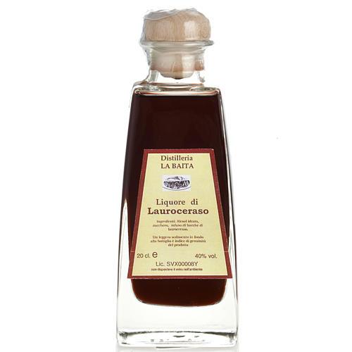 Cherry-laurel liqueur 200ml 1