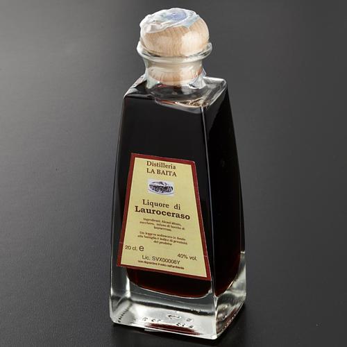Cherry-laurel liqueur 200ml 4