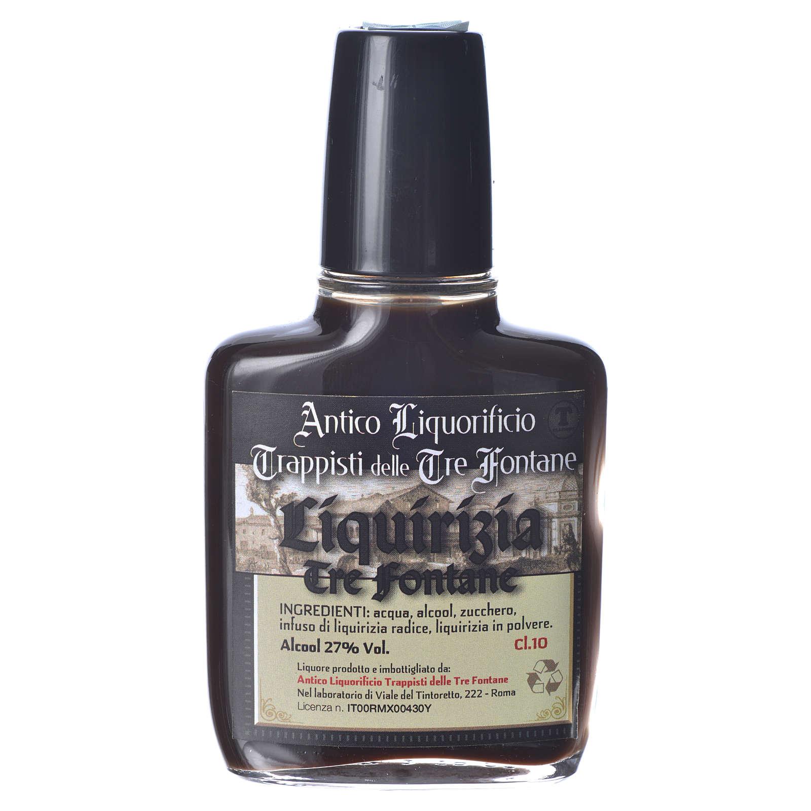 Liqueur de réglisse Tre Fontane 100 ml 3