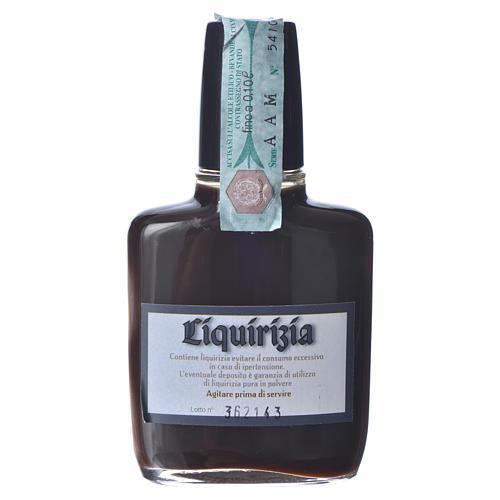 Liquore alla liquirizia delle Tre Fontane 100 ml 2