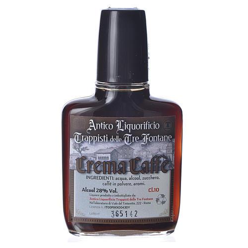 Likör Kaffee-Creme 100ml Abtei Tre Fontane 1
