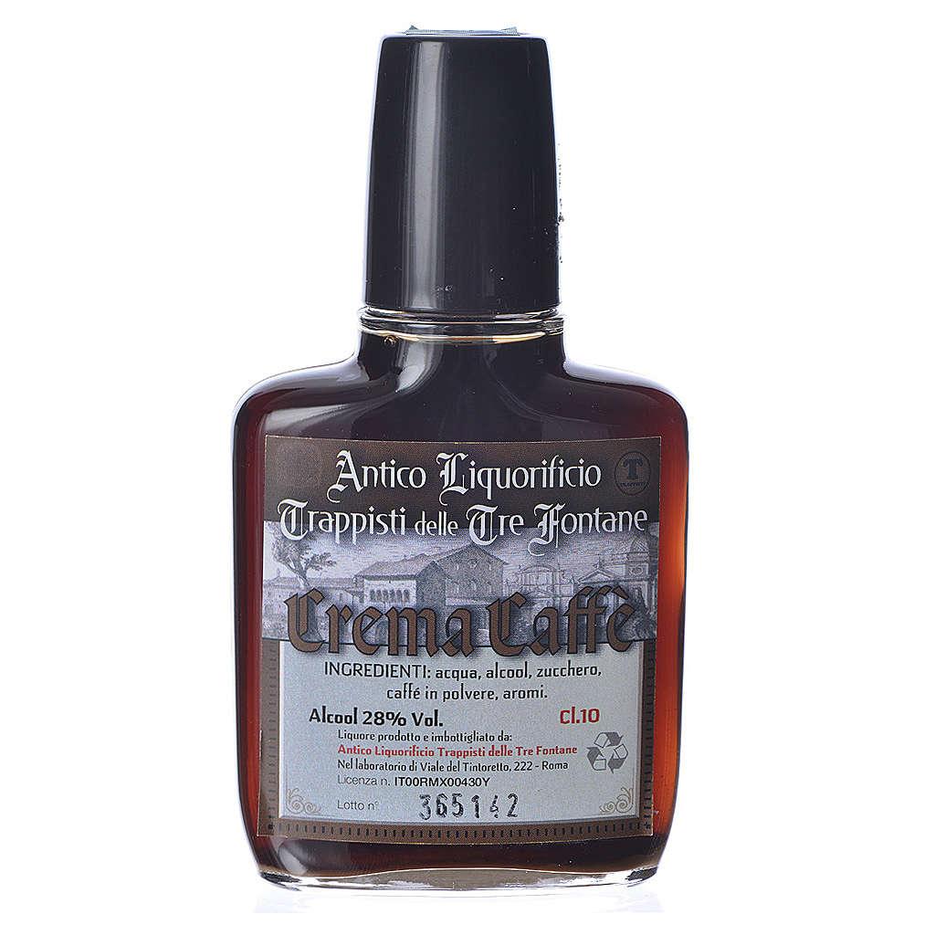 Crema al caffè 100 ml Abbazia Tre Fontane 3