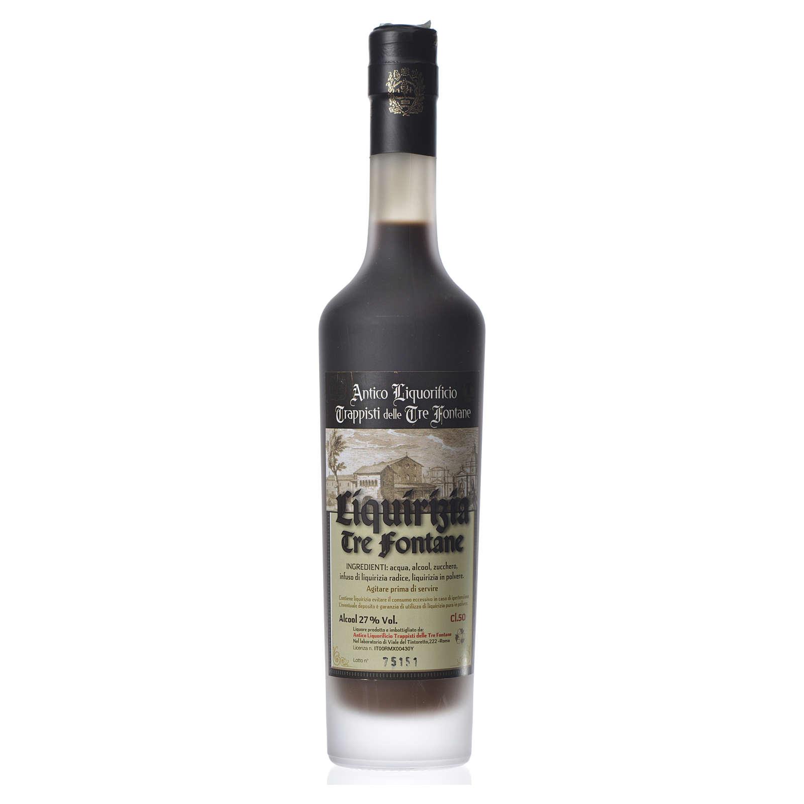 Liquore liquirizia Tre Fontane 500 ml 3